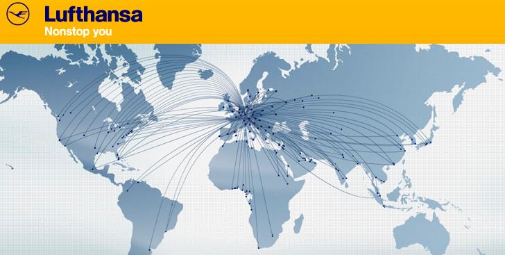 Vuelos baratos Lufthansa | click aqu?